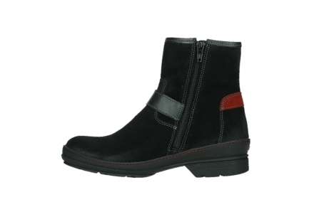 wolky bottines 07641 nitra 45000 suede noir_13