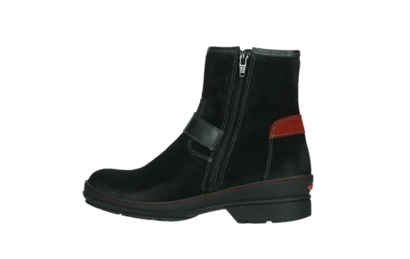 wolky bottines 07641 nitra 45000 suede noir_14