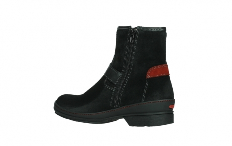wolky bottines 07641 nitra 45000 suede noir_15