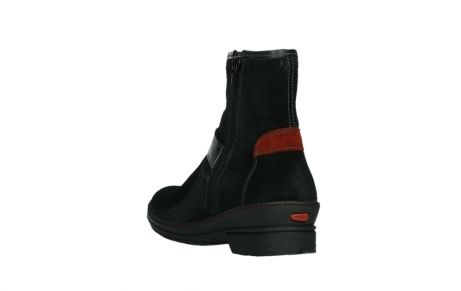 wolky bottines 07641 nitra 45000 suede noir_17