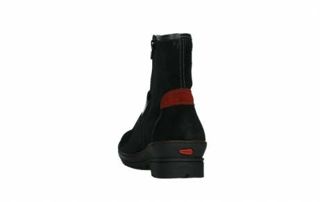 wolky bottines 07641 nitra 45000 suede noir_18