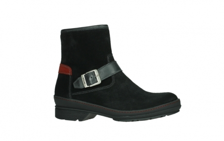 wolky bottines 07641 nitra 45000 suede noir_2