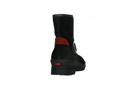 wolky bottines 07641 nitra 45000 suede noir_20