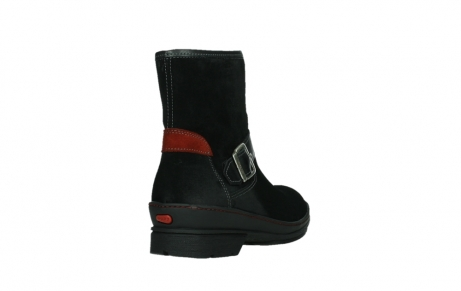 wolky bottines 07641 nitra 45000 suede noir_21
