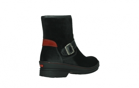 wolky bottines 07641 nitra 45000 suede noir_22