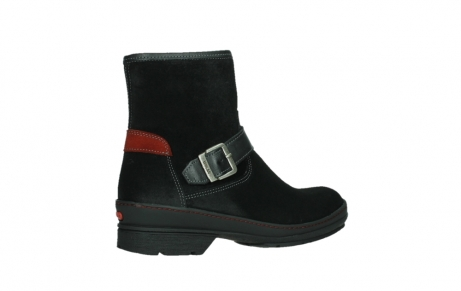 wolky bottines 07641 nitra 45000 suede noir_23