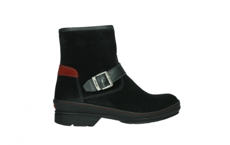 wolky bottines 07641 nitra 45000 suede noir_24