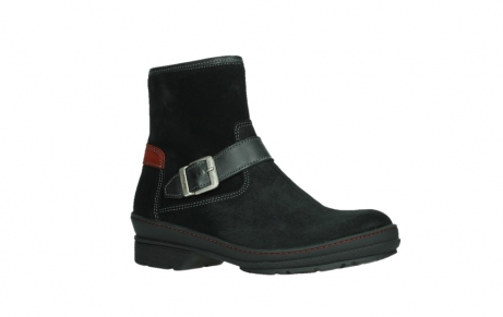 wolky bottines 07641 nitra 45000 suede noir_3