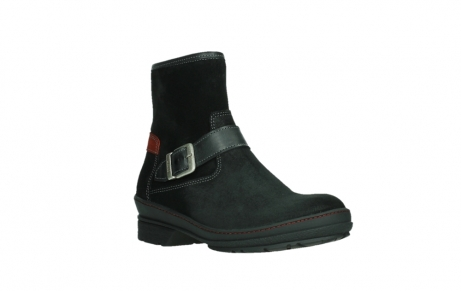 wolky bottines 07641 nitra 45000 suede noir_4