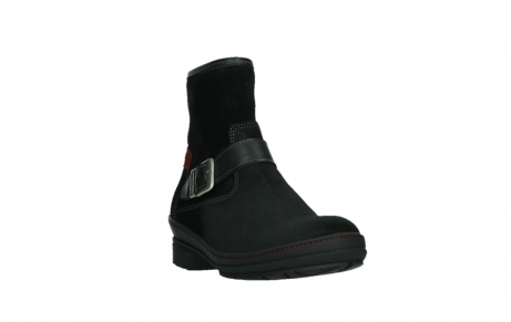 wolky bottines 07641 nitra 45000 suede noir_5