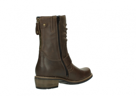 wolky bottes mi hautes 00572 lis 50152 cuir taupe_10