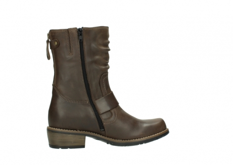 wolky bottes mi hautes 00572 lis 50152 cuir taupe_12