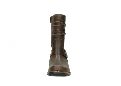 wolky bottes mi hautes 00572 lis 50152 cuir taupe_19