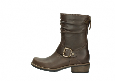 wolky bottes mi hautes 00572 lis 50152 cuir taupe_2