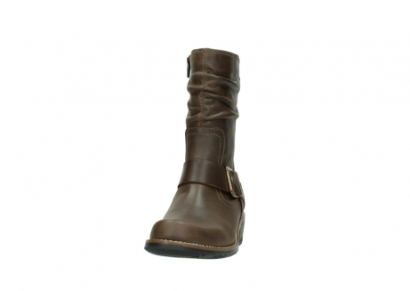 wolky bottes mi hautes 00572 lis 50152 cuir taupe_20