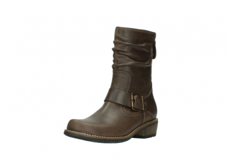 wolky bottes mi hautes 00572 lis 50152 cuir taupe_22
