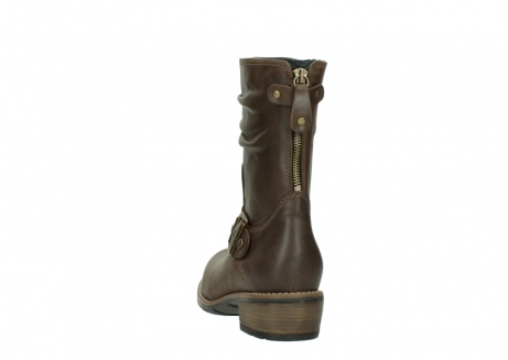 wolky bottes mi hautes 00572 lis 50152 cuir taupe_6