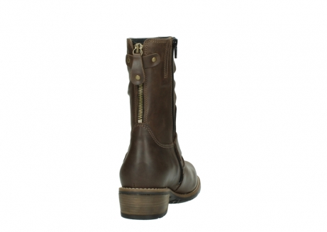 wolky bottes mi hautes 00572 lis 50152 cuir taupe_8