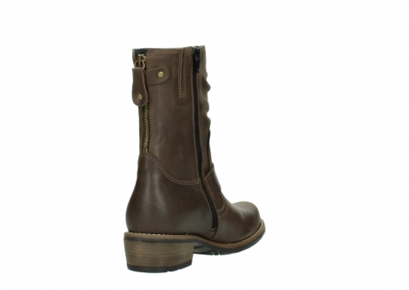 wolky bottes mi hautes 00572 lis 50152 cuir taupe_9
