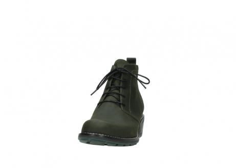 wolky bottines a lacets 00534 indus 11732 nubuck vert_20