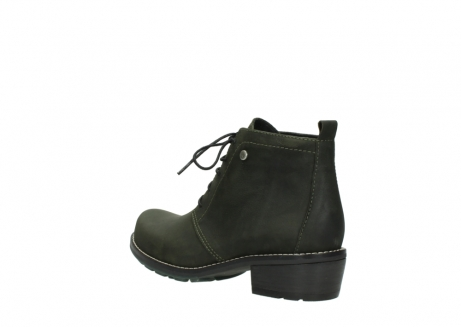 wolky bottines a lacets 00534 indus 11732 nubuck vert_4
