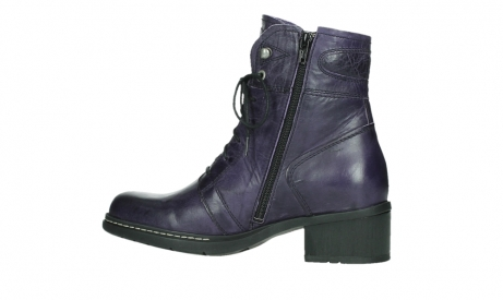 wolky bottines a lacets 01260 red deer 30600 cuir violet_14