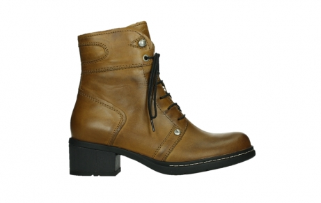 wolky bottines 01260 red deer 30925 cuir ocre fonce_1