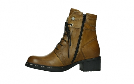 wolky bottines 01260 red deer 30925 cuir ocre fonce_12