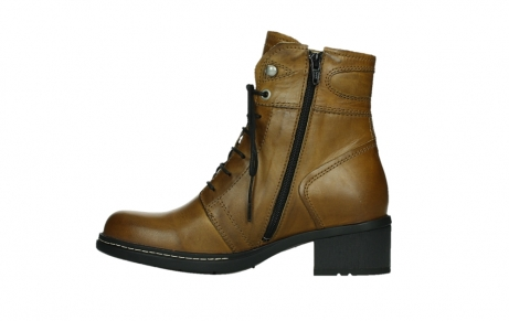 wolky bottines 01260 red deer 30925 cuir ocre fonce_13