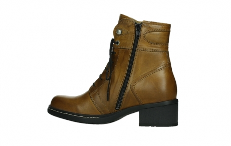 wolky bottines 01260 red deer 30925 cuir ocre fonce_14