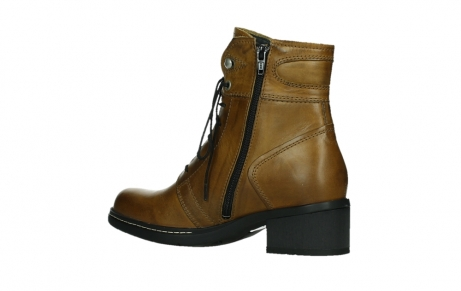 wolky bottines 01260 red deer 30925 cuir ocre fonce_15