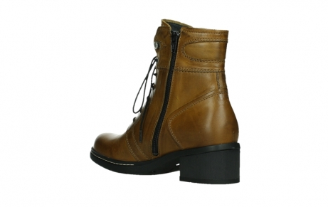 wolky bottines 01260 red deer 30925 cuir ocre fonce_16