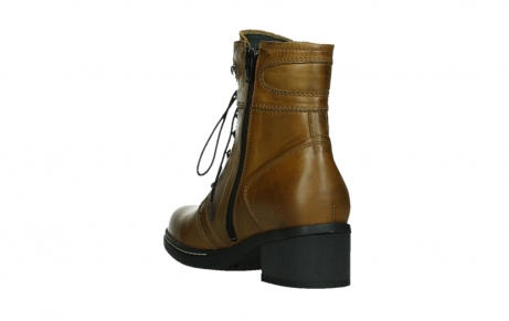 wolky bottines 01260 red deer 30925 cuir ocre fonce_17