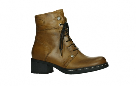 wolky bottines 01260 red deer 30925 cuir ocre fonce_2