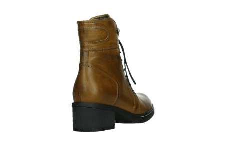 wolky bottines 01260 red deer 30925 cuir ocre fonce_21