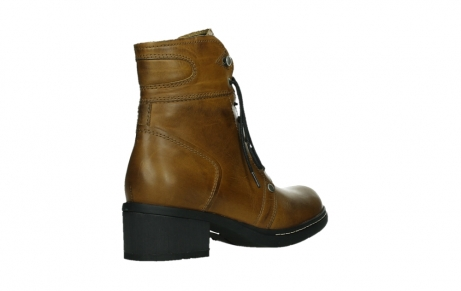 wolky bottines 01260 red deer 30925 cuir ocre fonce_22