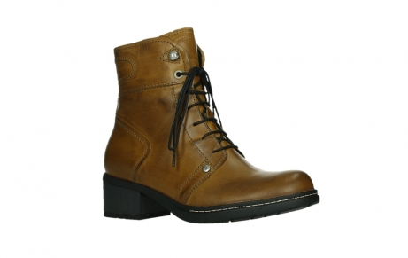wolky bottines 01260 red deer 30925 cuir ocre fonce_3