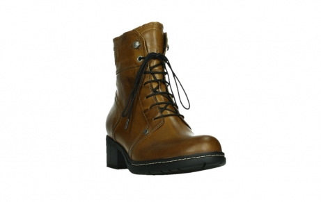 wolky bottines 01260 red deer 30925 cuir ocre fonce_5