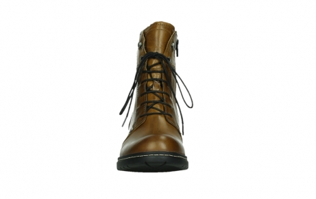 wolky bottines 01260 red deer 30925 cuir ocre fonce_7