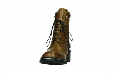 wolky bottines 01260 red deer 30925 cuir ocre fonce_8