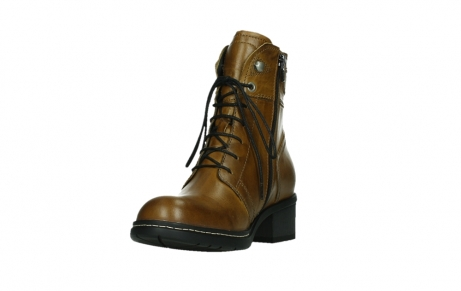 wolky bottines 01260 red deer 30925 cuir ocre fonce_9
