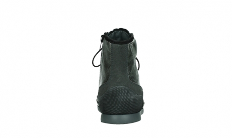 wolky bottines a lacets 02777 watson 30280 cuir metallise_19