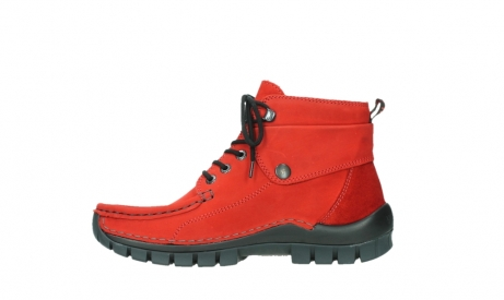 wolky bottines a lacets 04725 jump winter 16505 nubuck rouge fonce_13