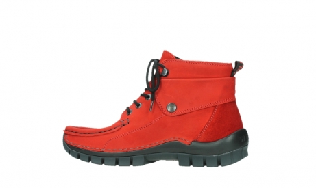 wolky bottines a lacets 04725 jump winter 16505 nubuck rouge fonce_14