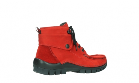 wolky bottines a lacets 04725 jump winter 16505 nubuck rouge fonce_23