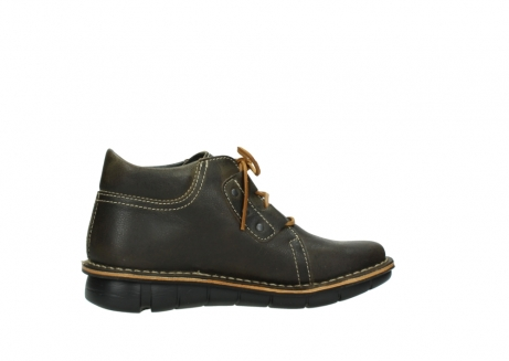 wolky bottines a lacets 08395 tara 50733 cuir vert_12