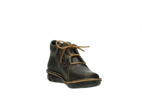 wolky bottines a lacets 08395 tara 50733 cuir vert_17
