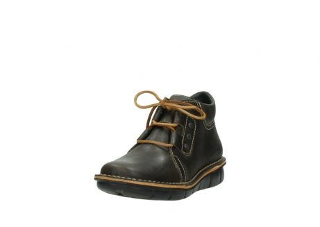 wolky bottines a lacets 08395 tara 50733 cuir vert_21