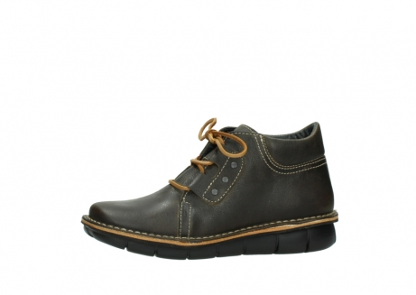 wolky bottines a lacets 08395 tara 50733 cuir vert_24