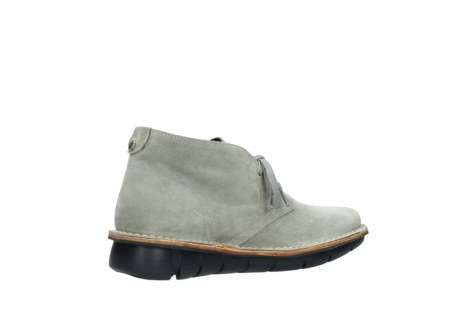 wolky bottines a lacets 08397 wilna 40157 suede taupe_11